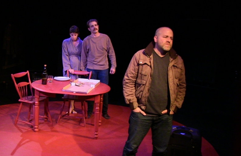 PRESENT TENSE, At Last Theatre, 2015
