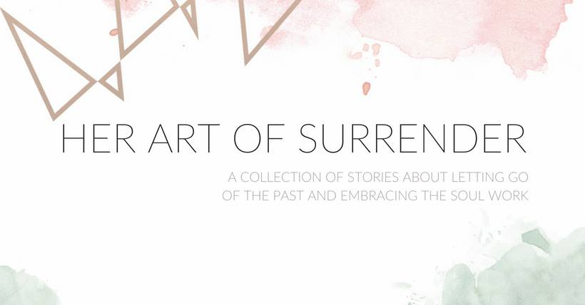 Learn more how to get your own copy of   Her Art of Surrender   by clicking here