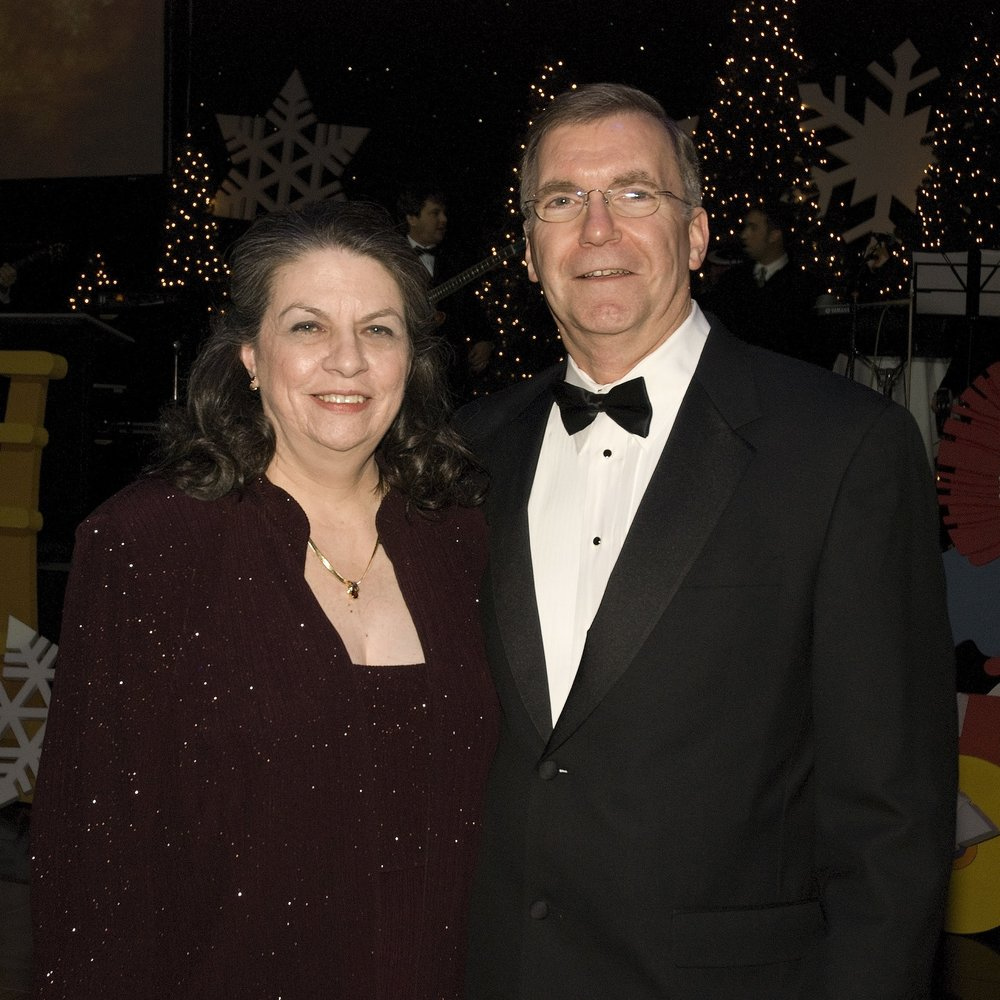 Joe & Rhonda are active in the community and attend many charitable fundraisers and events.