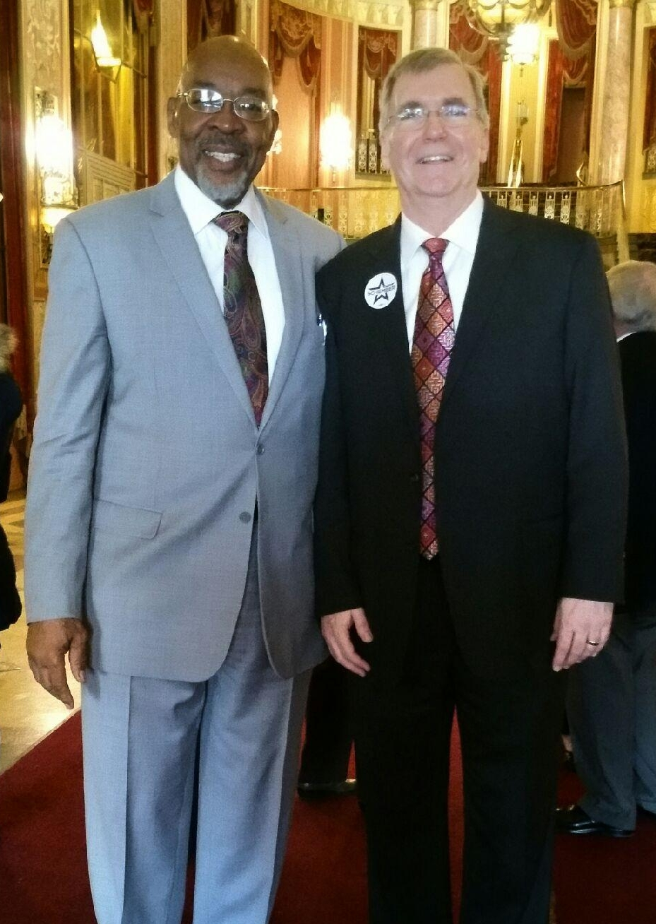 Erie City Councilman Mel Witherspoon is fully supporting Joe Schember for Mayor