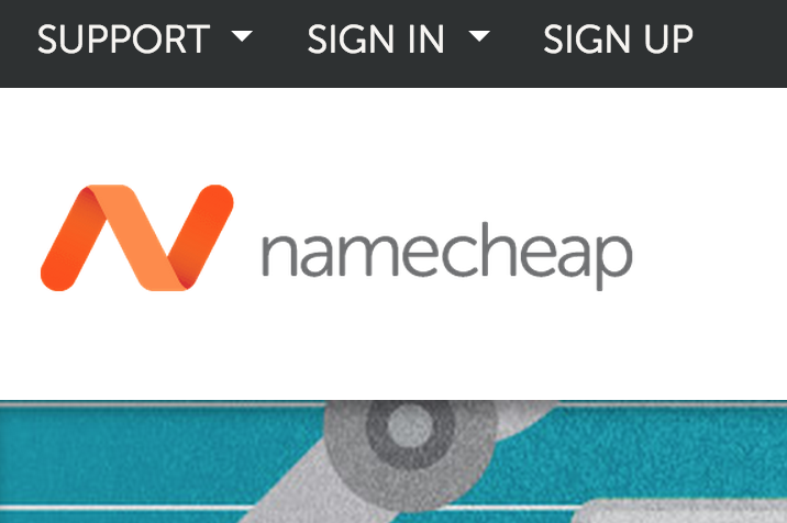 Namecheap web host