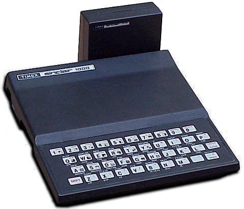 Timex Sinclair 1000 computer