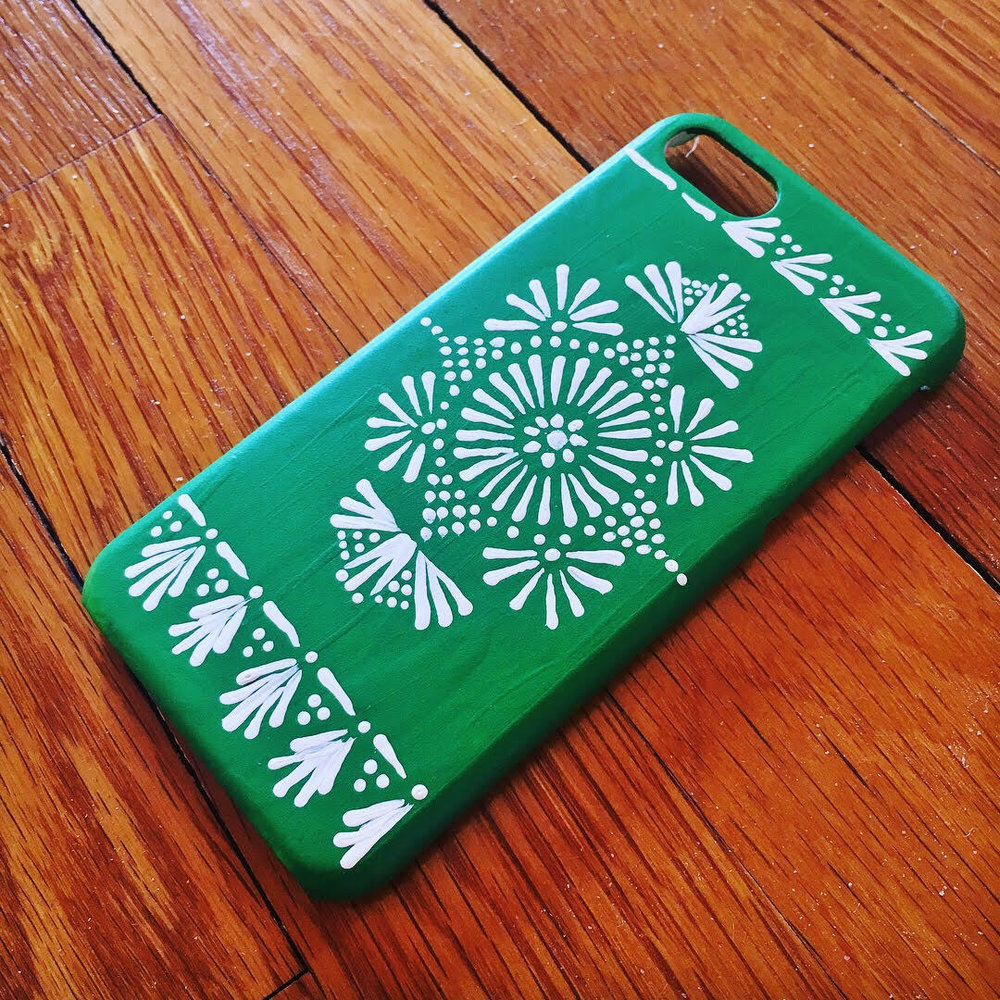 More phone cases! Only this time, for culture's sake (and a good cause!)