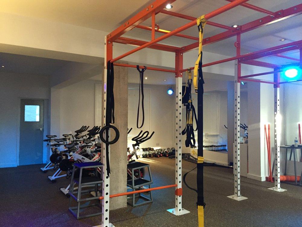 gym class studio