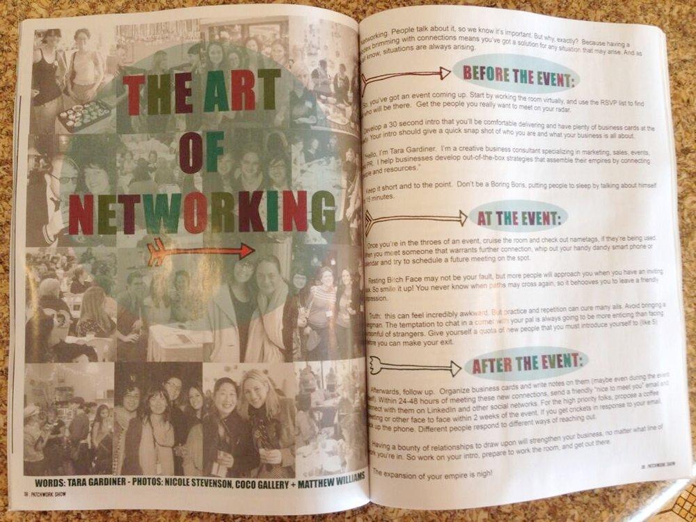The Art of Networking - Print Magazine.jpg