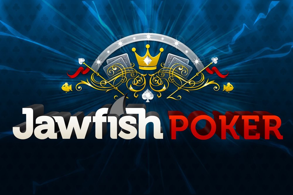 Jawfish Poker Game Re-branding