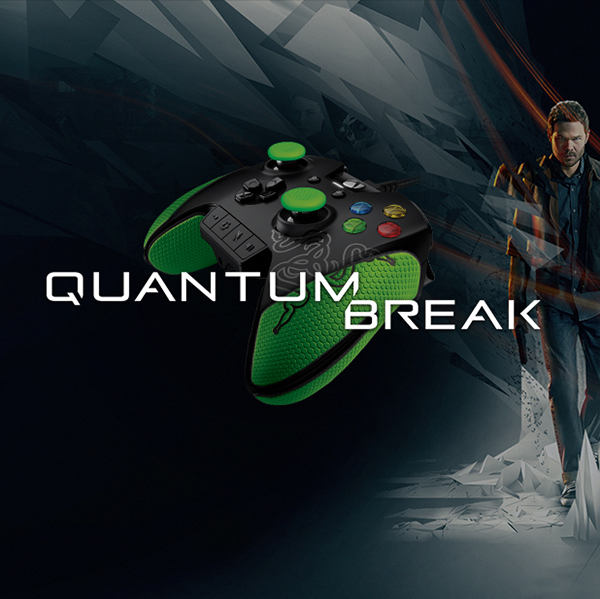 Razer Wildcat | Quantum Break - Razer Wildcat products are stylized to and merged to Quantum Break game visual aesthetics. This experience showcases Razer's new line of Xbox controllers and other gaming accessories tailored for online pro-gamers on Xbox Live Entertainment. Featuring elegant product shots, video carousel, sweepstakes, and Microsoft online store purchase option.ResponsibilitiesKick-off calls with clients and stakeholders to brainstorm UX solutions and technical possibilities and limitations.Pre-sale layout compositions to get clients on board with user experience and highlighting resource requirements.I created polished UI visuals, intro and transition animations, delivered guidelines for the development team.Tested experience builds for usability to validate original intent and to make any adjustments needed to dial in UX before launching a live build on Xbox.