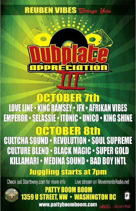 Dub Apprec. Dance #3