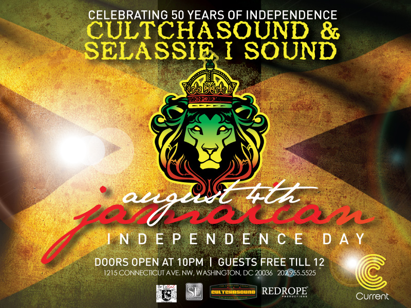 Jamaican Independence Aug 4th 2012