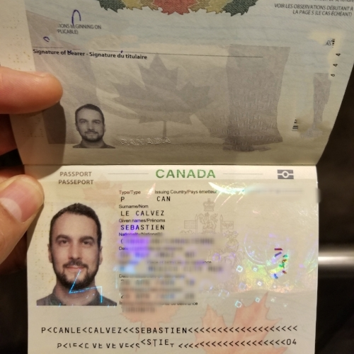 Update: Friday 27th, 9:15 am - Ok, it's real, I have a passport. Ready to go to the airport. I'm finally excited!
