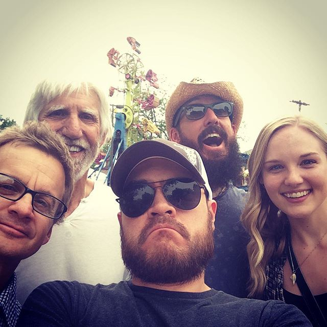 Thanks Boulder Creek Fest! Good times were had!!! : alright : : alright : : alright : #matthewmcconaughey #brokenlandband #bouldermusic #bouldercreekfestival @bouldercreekevents