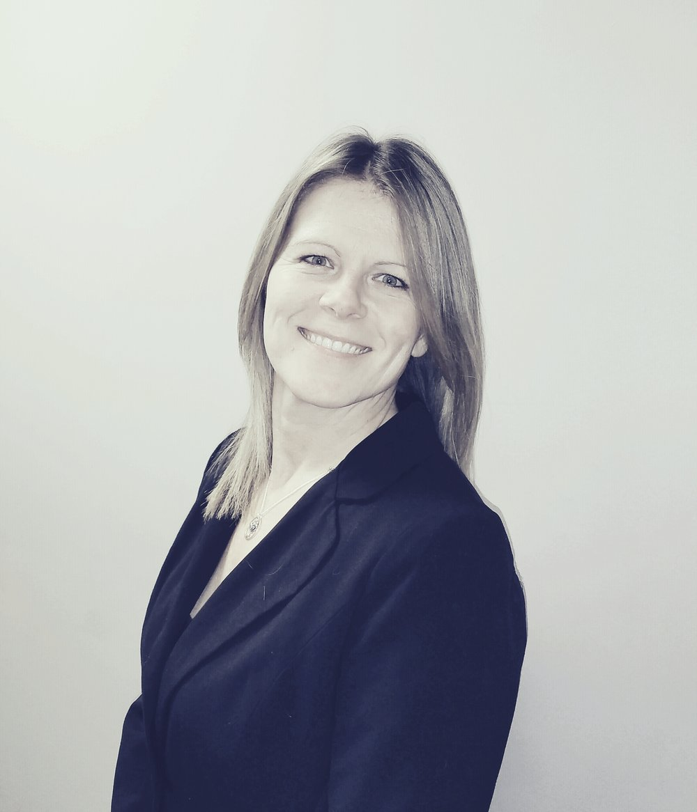 Maria Helzer, M.A. Office Manager, Boot Camp Instructor