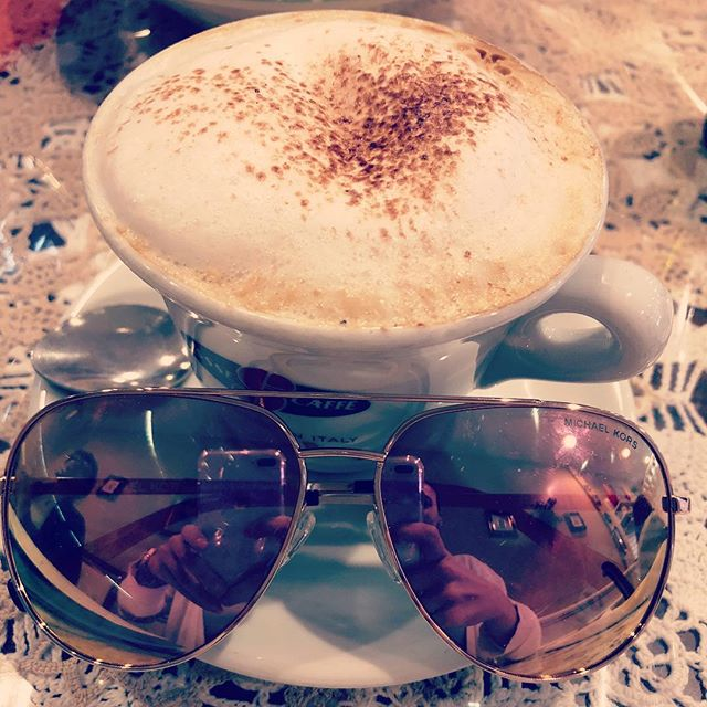 The day can't start, be awesome or finish without #coffee. This #cappuccino was out of this world good & food at Tina's in Gurnee is just yummy. #coffeeaddict #lovecoffee #italiancoffee #coffeetime #lunch #lunchtime #italianrestaurant #workfromhome #myownboss #girlboss #bossbabe #smallbiz #smallbusinessowner #publicist #freelancepr #prgirl #pragency #media #press #illinois #chicago #gurnee #krownpr