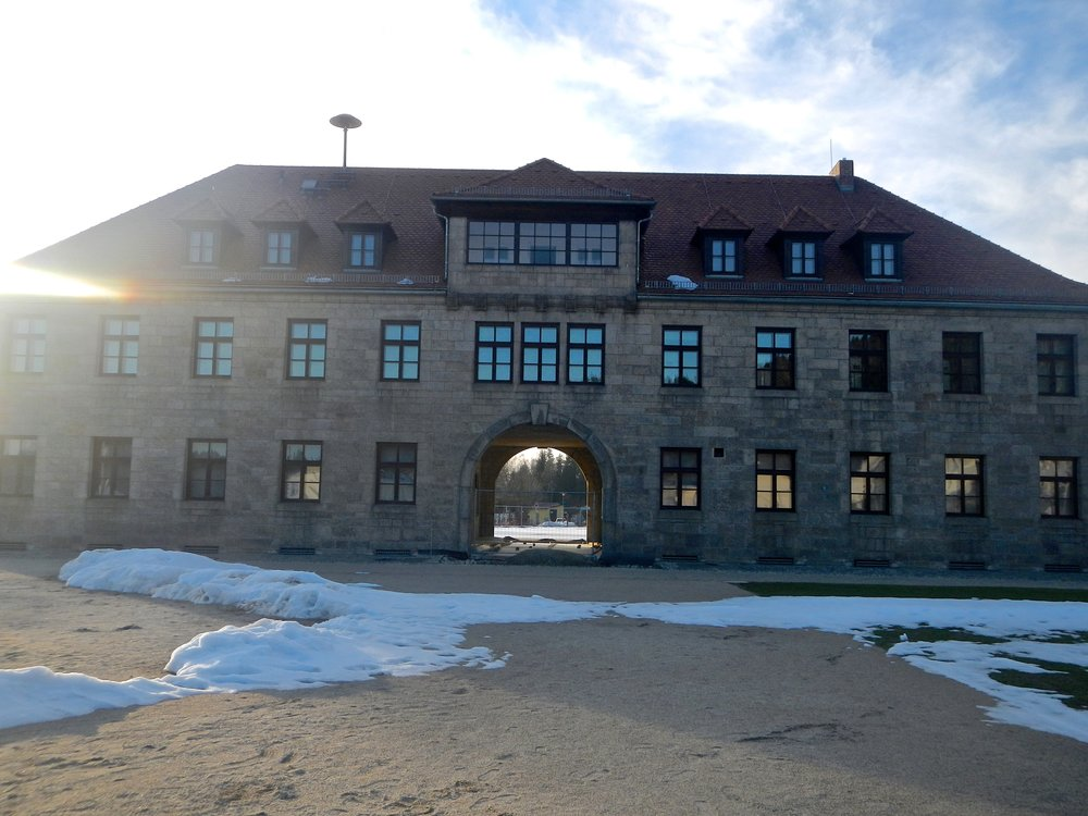 Flossenbrg Concentration Camp Germany A Magnificent Catastrophe