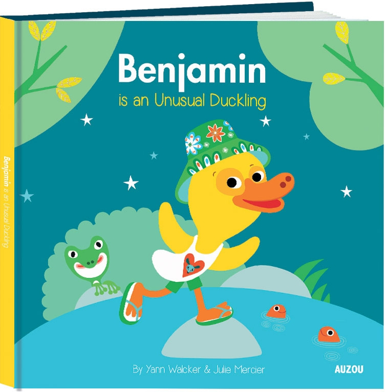 Benjamin is an Unusual Duckling