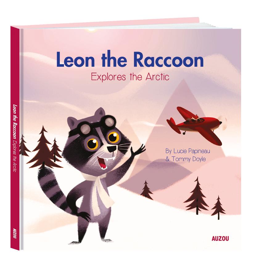 Leon Explores the Arctic