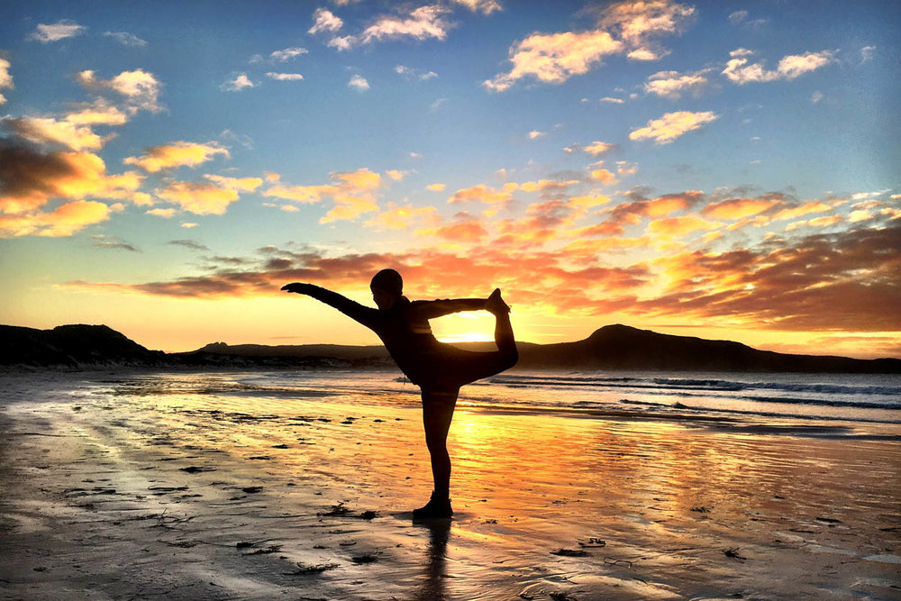Jodie Sunset yoga Lucky Bay.jpg