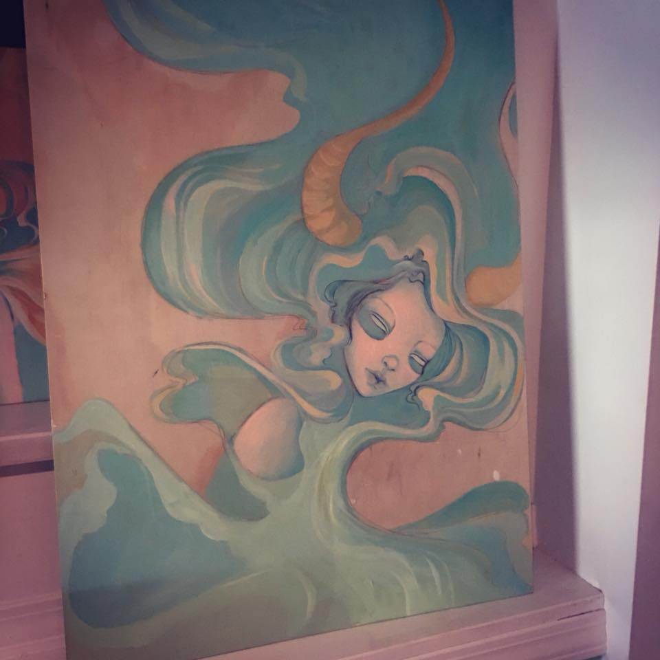 "In progress: ""Sirena"""
