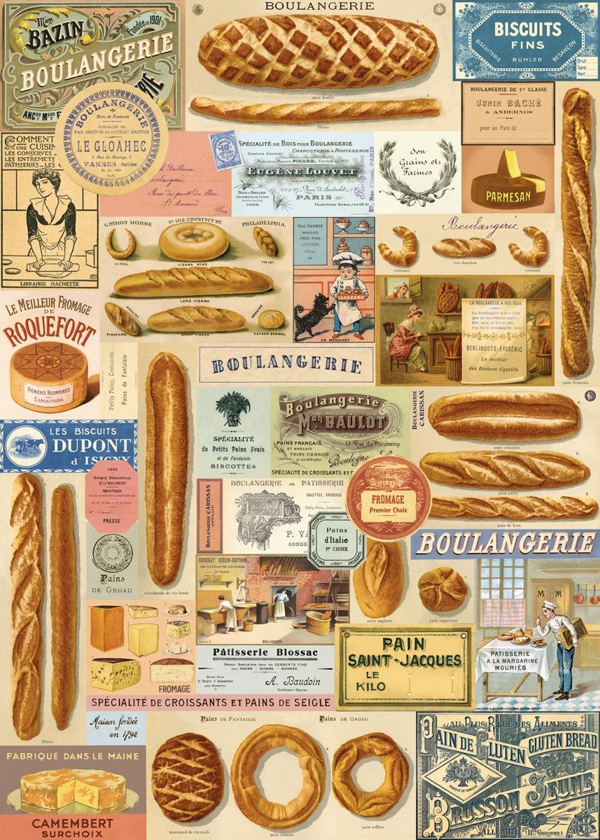 Boulangerie Wrap