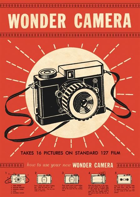 Wonder Camera Wrap