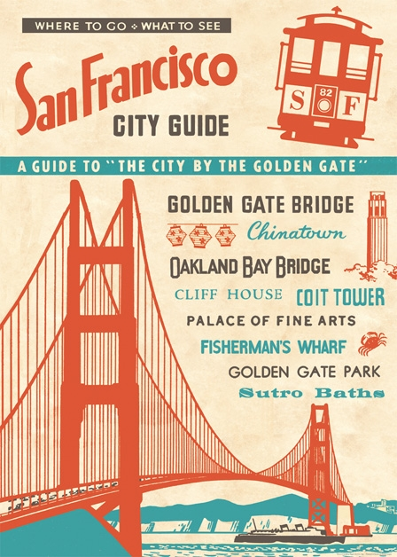 San Francisco Guide Wrap