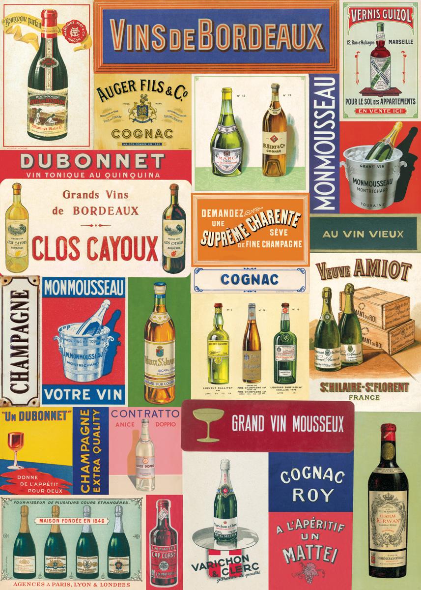 Vin Francais Wrap
