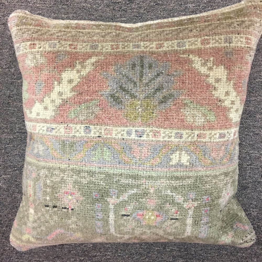 Antique Kilim Pillow $110