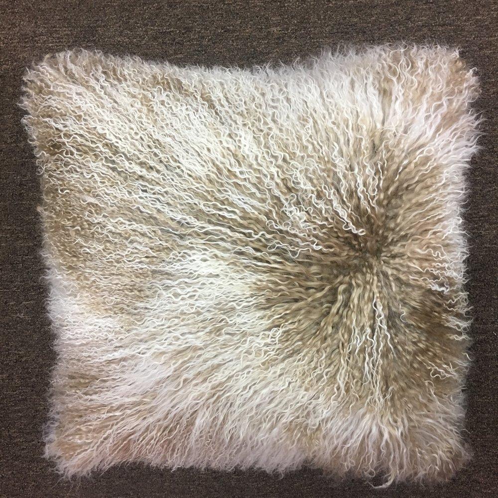 Mohair Pillow $160