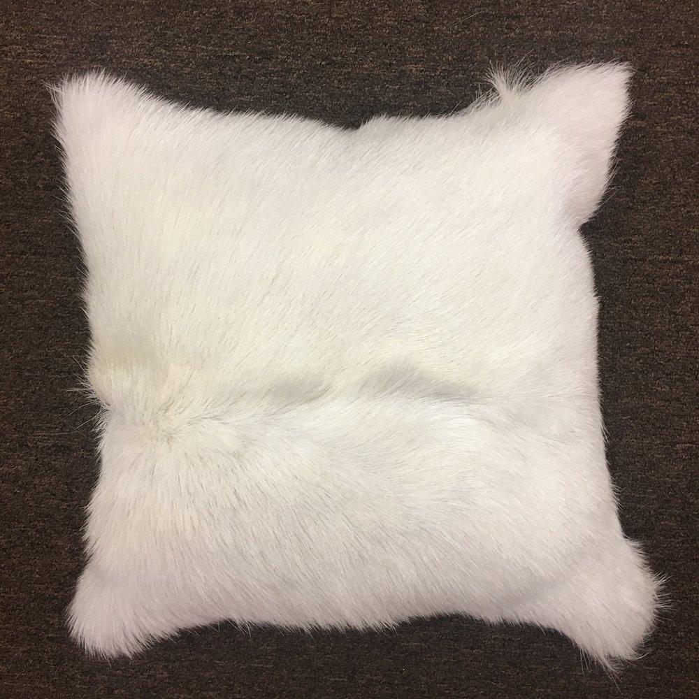 Fur Pillow $85