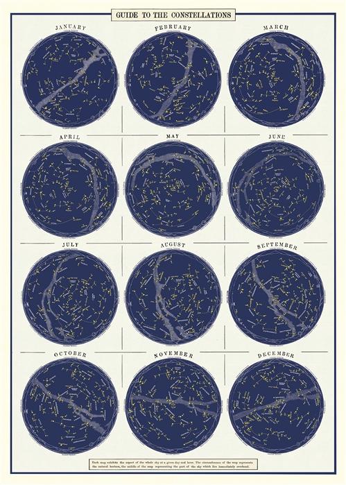 Constellations Wrap