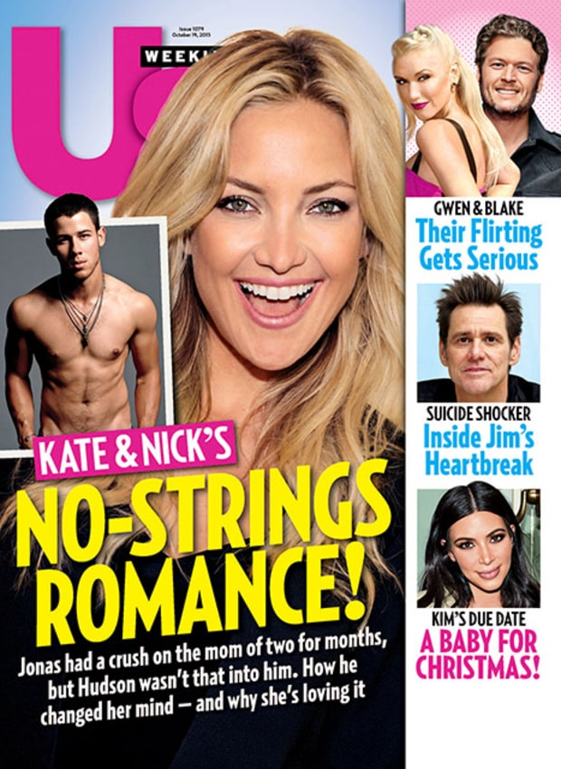 Us Weekly Magazine | Kate Hudson, Nick Jonas' Casual Romance | Rhonda Richards-Smith
