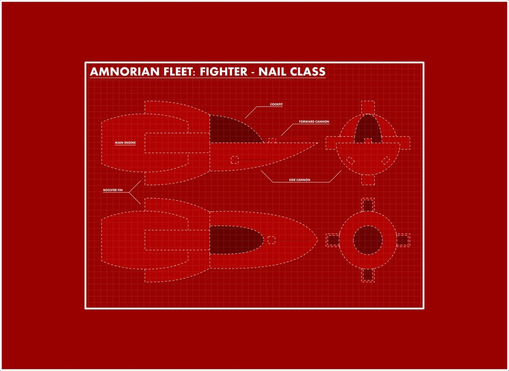 Amnorian Fleet - Fighter - Nail Class.jpg