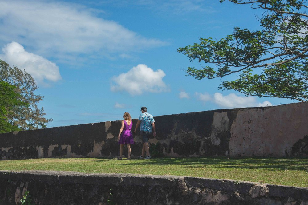 Galle Fort Walks with Atheeq Ifthikar