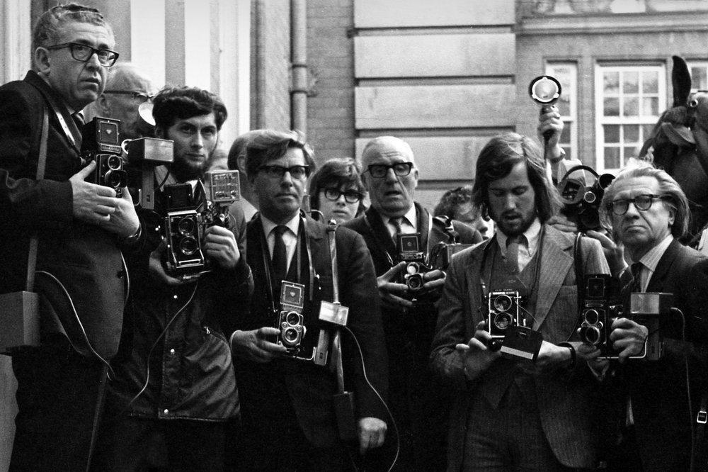 The Photographers, London 1973
