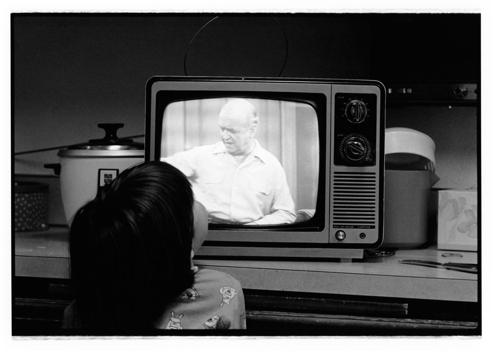 Fred Meets Therese - I Love Lucy was a regular rerun when my daughter was ten and a small black and white set was all we had for entertainment.  William Frawley played Fred Mertz, an irascible character and foil to his wife Ethel, played by Vivian Vantz.