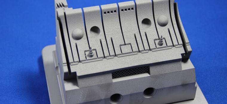 Вложка за матрица от ниско вългеродна стомана