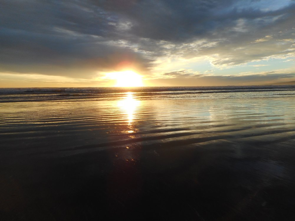 Sunrise at Plover st15 March 2018.jpg