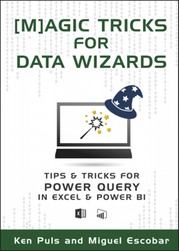 eBook Magic Tricks for DAta Wizards
