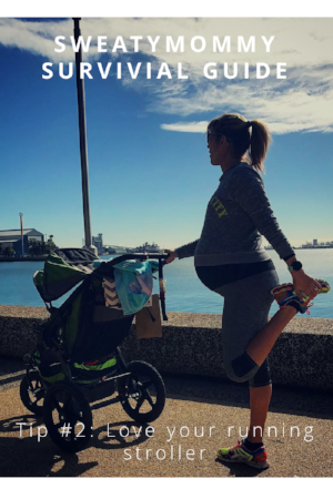 @running_girl_fit  with her running stroller