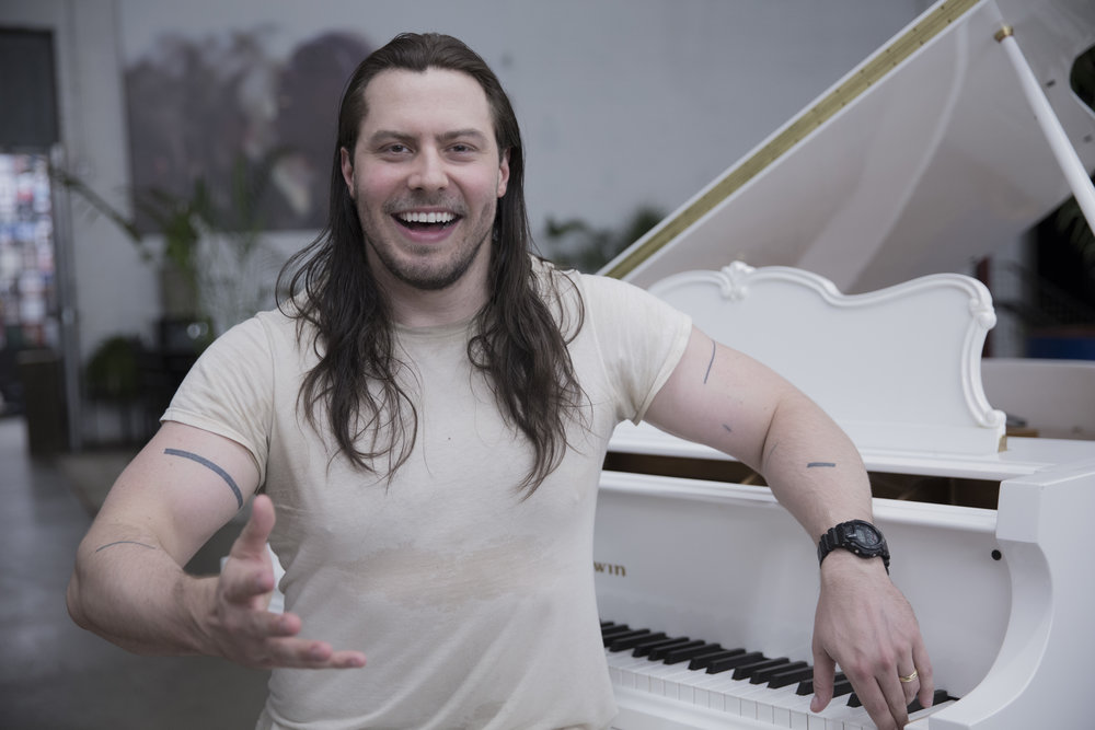 Andrew WK welcomes you to The Orange Episode of  Noisey & Friends , a music variety show created for VICE's music channel Noisey.    click to watch...