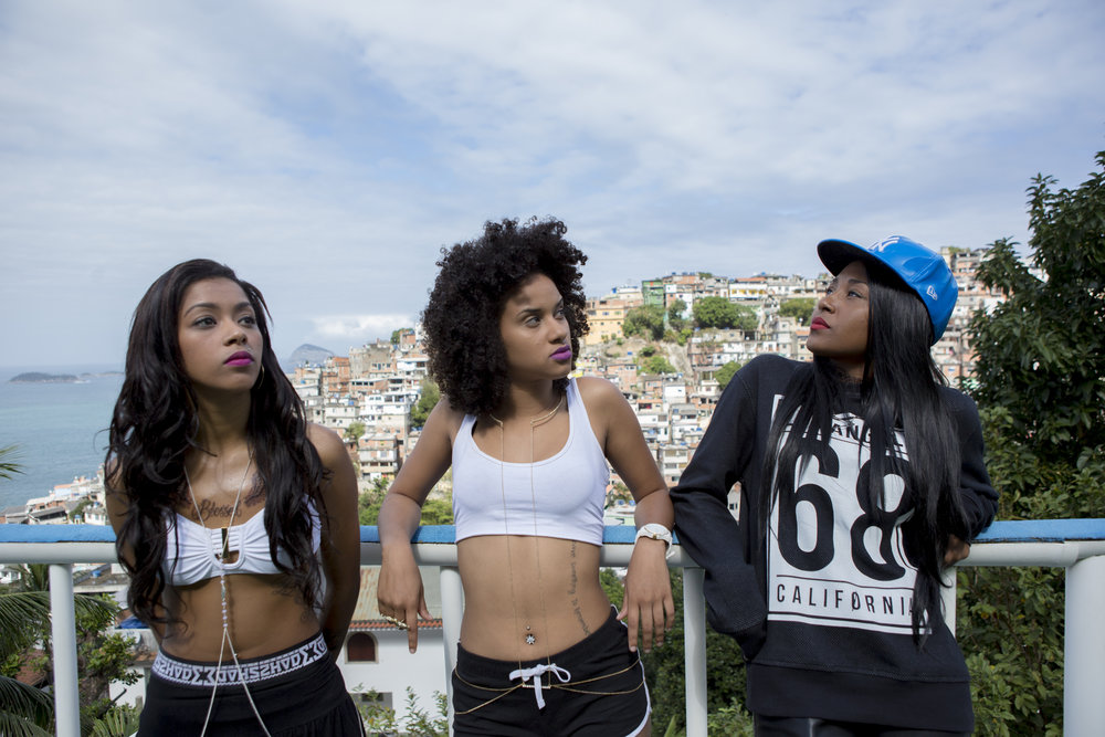 Brazil's Female MCs