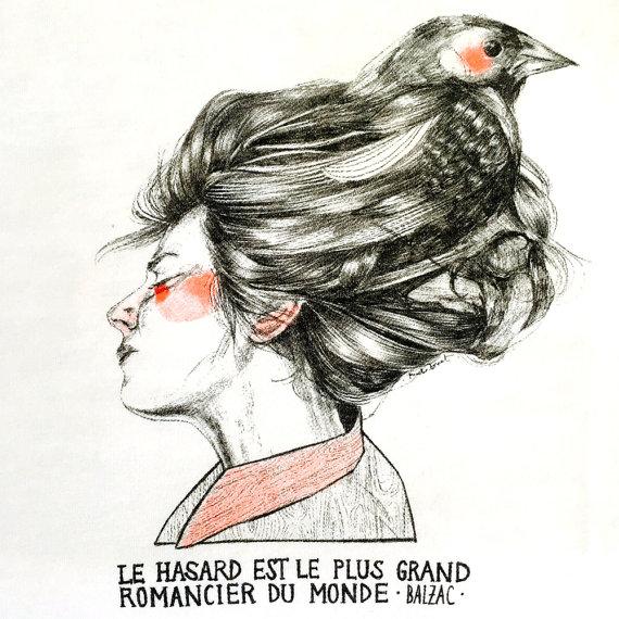 Paula Bonet Literary Tshirt Balzac.jpg