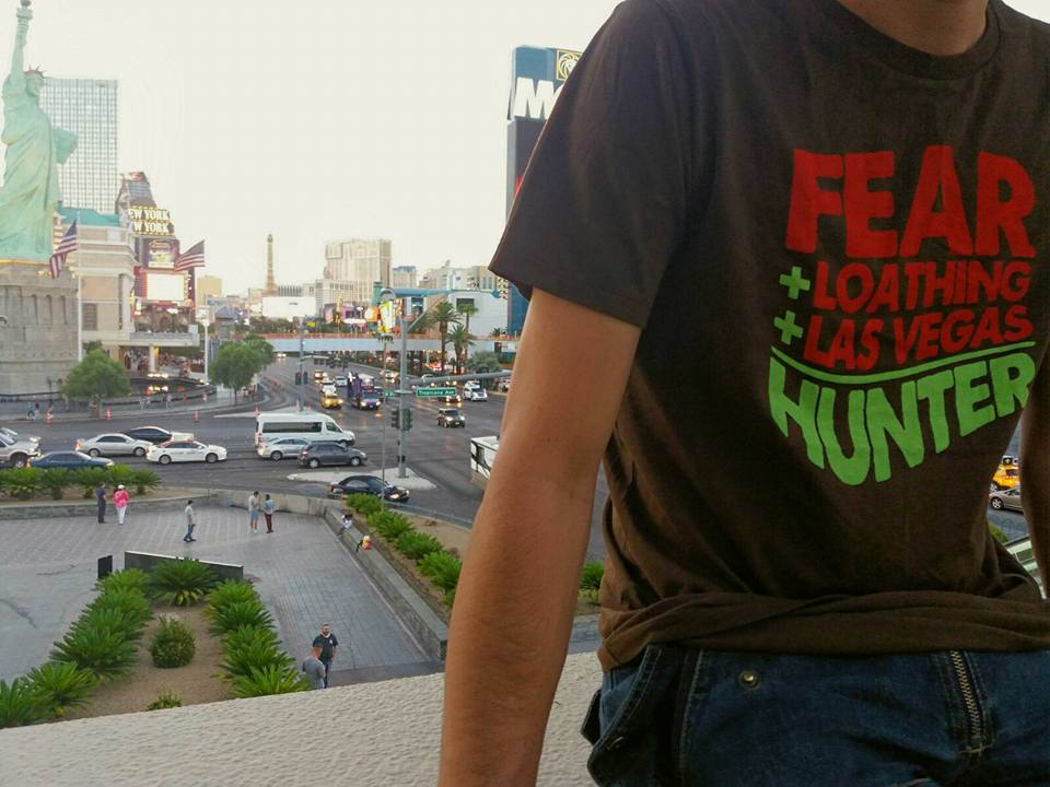 Hunter S. Thompson T-Shirt Fear and Loathing.jpg