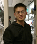 Dr. Yiyang Liu    Postdoc, Adam Matzger (University of Michigan), 2015+ Ph.D., Caltech, 2015 B.S., Peking University 2010