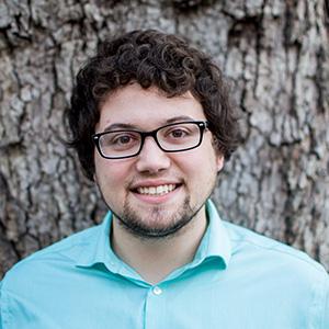 Tyler Fulton [G3] - tfulton@caltech.edu    B.S., M.S., Bucknell University 2016 (with Prof. Mike Krout)