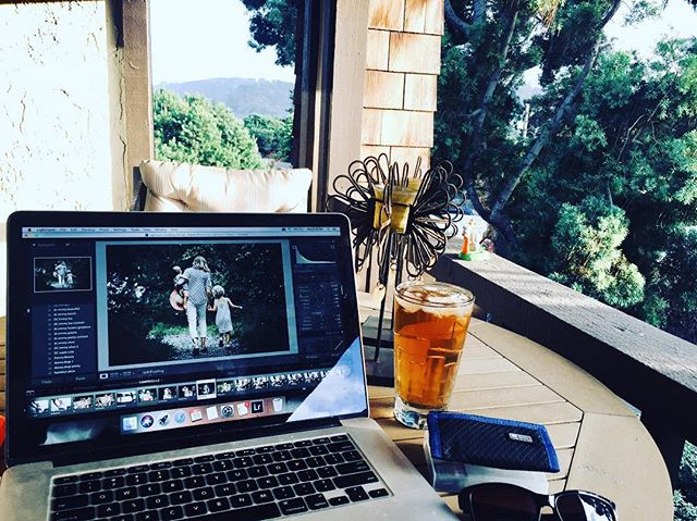 We have been so blessed with having the most wonderful and generous friends. During this San Diego trip we get to stay with our sweet Nashville friends who recently moved here. :) Thanks to them I'm editing on their porch overlooking the pacific coast! #gorgeousviews . . . . . #entrepreneurlife #editingphotos  #roadlife #blog #photography #travel #travelphotographer #vanlifemovement #tinyhouse #love #earthpix #photojournalism #minimalist #rvliving #cozyrv #adventuremobile #vanlife #vanlifers #camperlifestyle #vanlifemovement #vanlifestyle #vanlifediaries #projectvanlife #vanlifeexplorers #vanlifesociety #vanlifeideas #wanderlust #vanlifedistrict #ontheroad