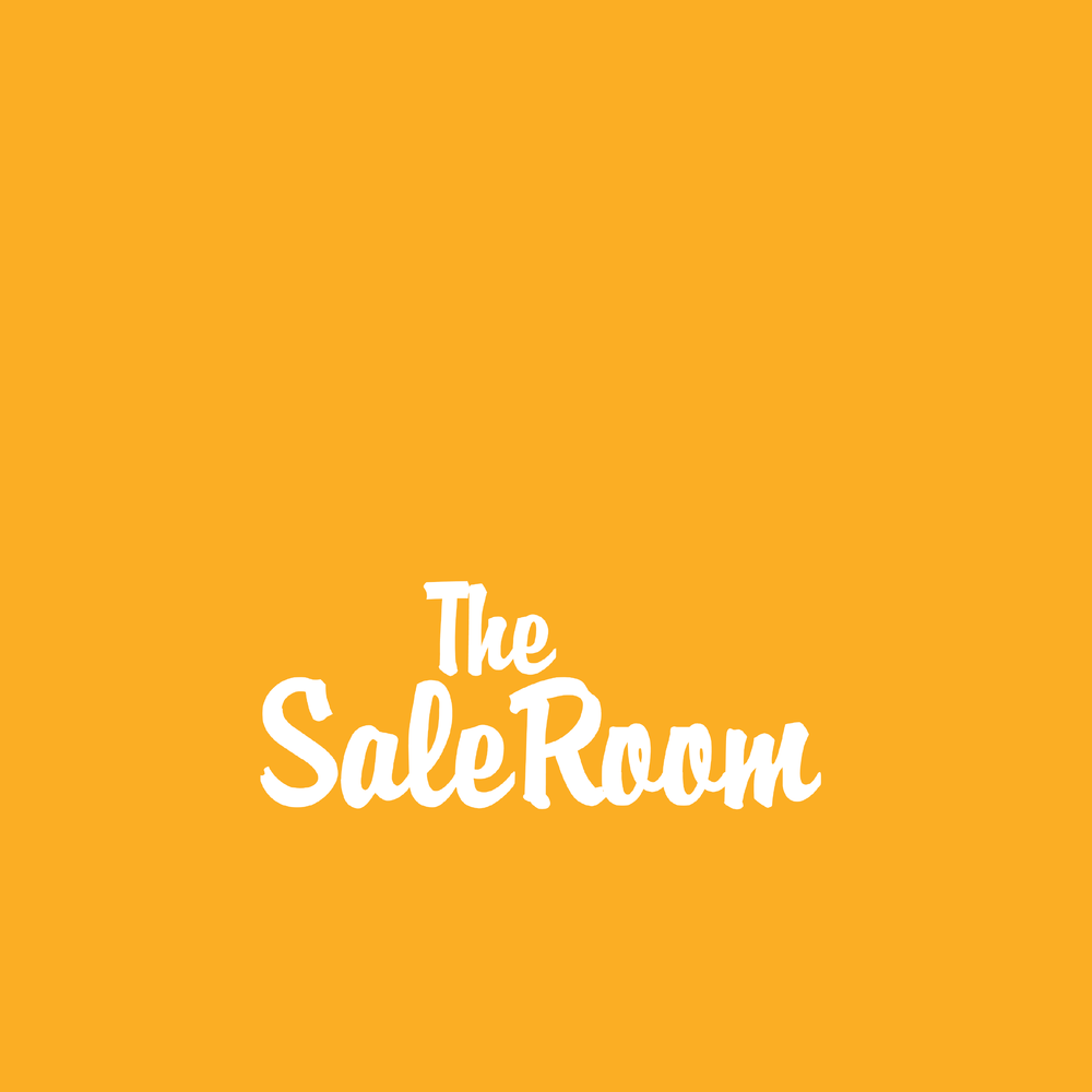 The Sale Room  Logo Design