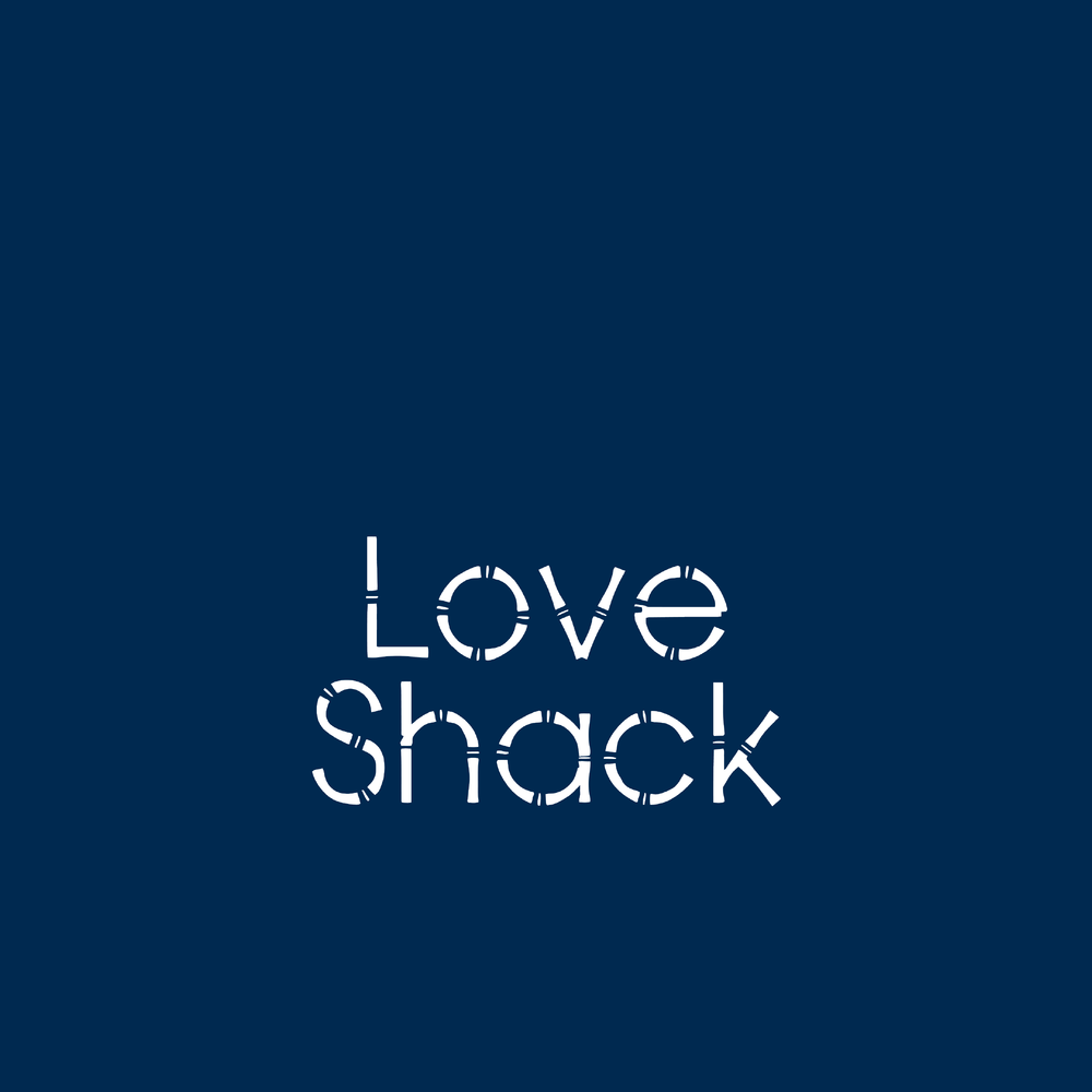 Love Shack  Logo Design