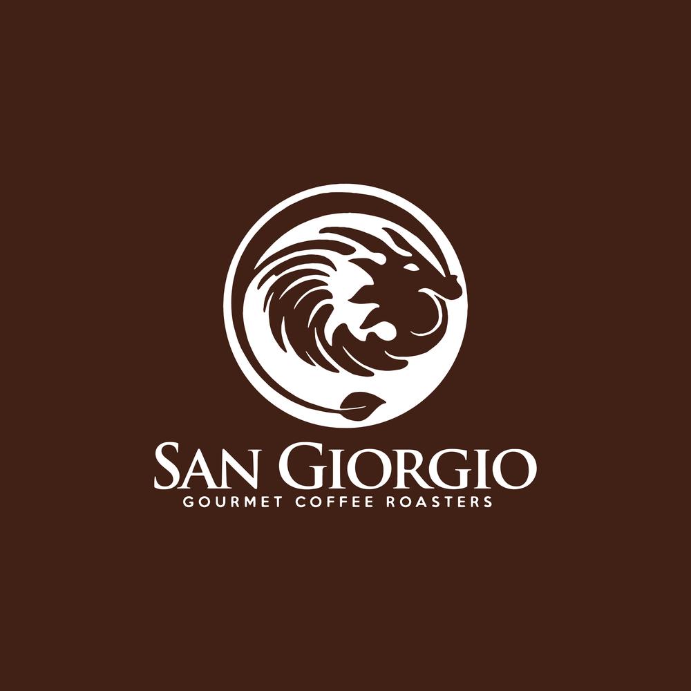 SanGiorgio Coffee  Logo Design