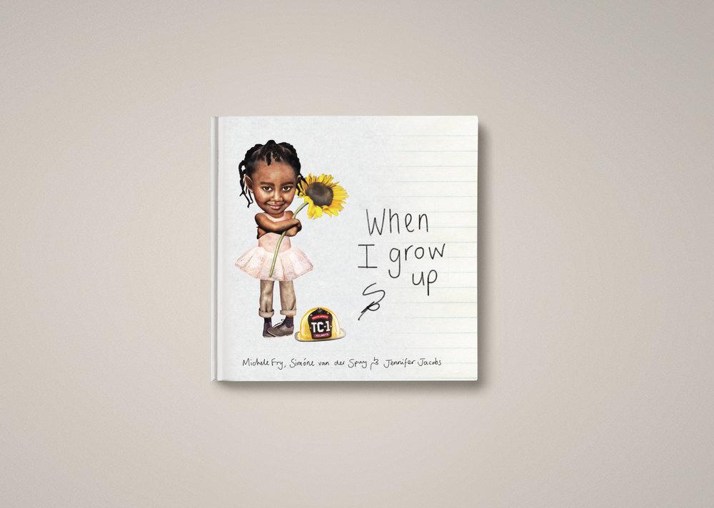 When I grow up                                                                                    Book Dash
